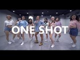 Robin Thicke - One Shot ft.Juicy J / Choreography. Jane Kim