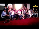 Amitabh Bachchan and Shoojit Sircar speak about law and debate on capital punishment for rapist