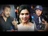 Bollywood Celebs fight with media In Public | Deepika Padukone, Shahrukh Khan, Salman Khan & more