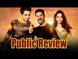 Tutak Tutak Tutiya Public Review | Tamannaah, Prabhu Deva, Sonu Sood