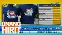 Unang Hirit: Couple item gifts ngayong Valentine's Day, alamin!