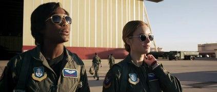 Marvel Studios' Captain Marvel - Big Game Trailer