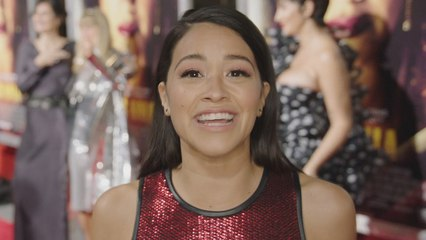 "Gina Rodríguez estrena ""Miss Bala"""