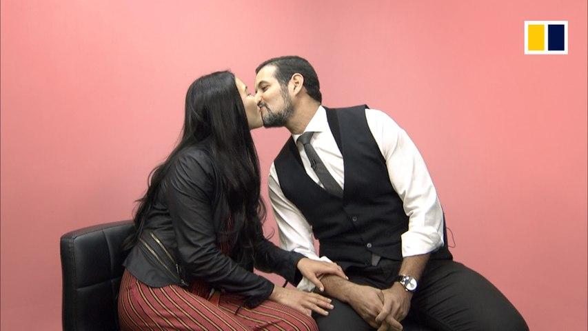 Love in Hong Kong: Mehdi and Marsha