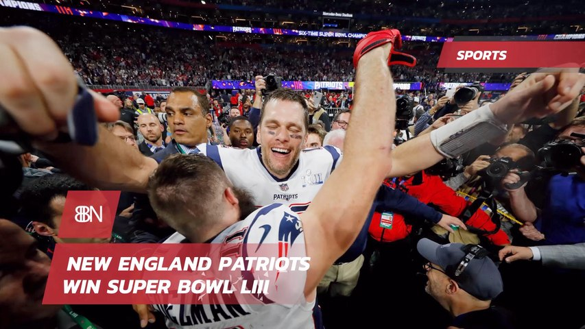 Tom Brady Gets Super Bowl Number 6 Win