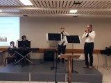 Saint-Jean-de-Maurienne : des vœux en musique pour le maire Pierre-Marie Charvoz