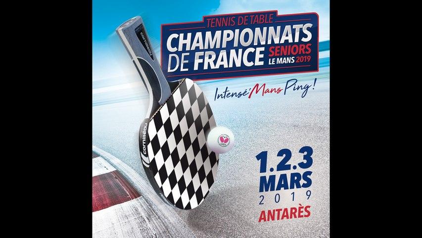 Table 1 - Championnats de France 2019