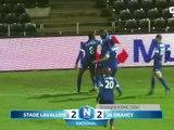 (J20) Laval 4 - 3 Drancy, le résumé vidéo