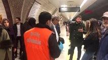 İstanbul Üsküdar Çekmeköy Metro Hattında Arıza