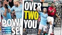 """Le sang-froid """"d'assassin"""" de Sergio Agüero impressionne l'Angleterre, Matthijs de Ligt veut signer au FC Barcelone"""