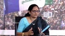 YCP Spokes Person VasiReddy Padma SENSATIONAL Comments On Chandrababu Naidu | Mana Aksharam