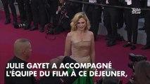 César 2019 : Alex Lutz, Virginie Efira, Leïla Bekhti... les comédiens radieux au déjeuner des nommés au Fouquet's