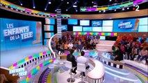 Laurent Ruquier se lance dans une imitation de Jacques Martin dans l'école des fans face à Bruel et Lacheau