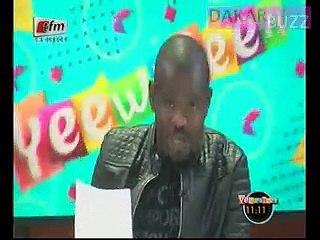 Mado Diaw de la TFM en deuil
