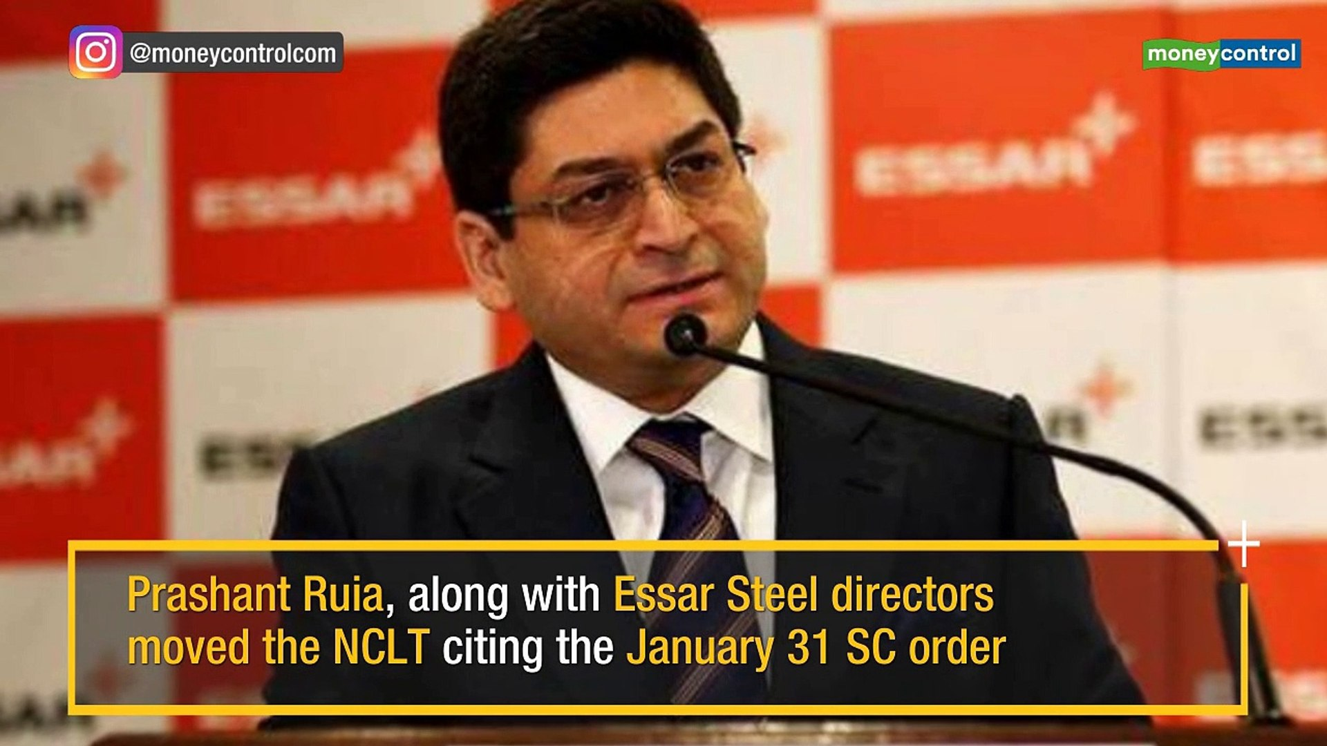 Ruias open new front in Essar Steel race; file fresh application at NCLT