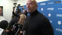 Entretien avec Dwayne Johnson à Sundance - L'Hebd'Hollywood du 02/02