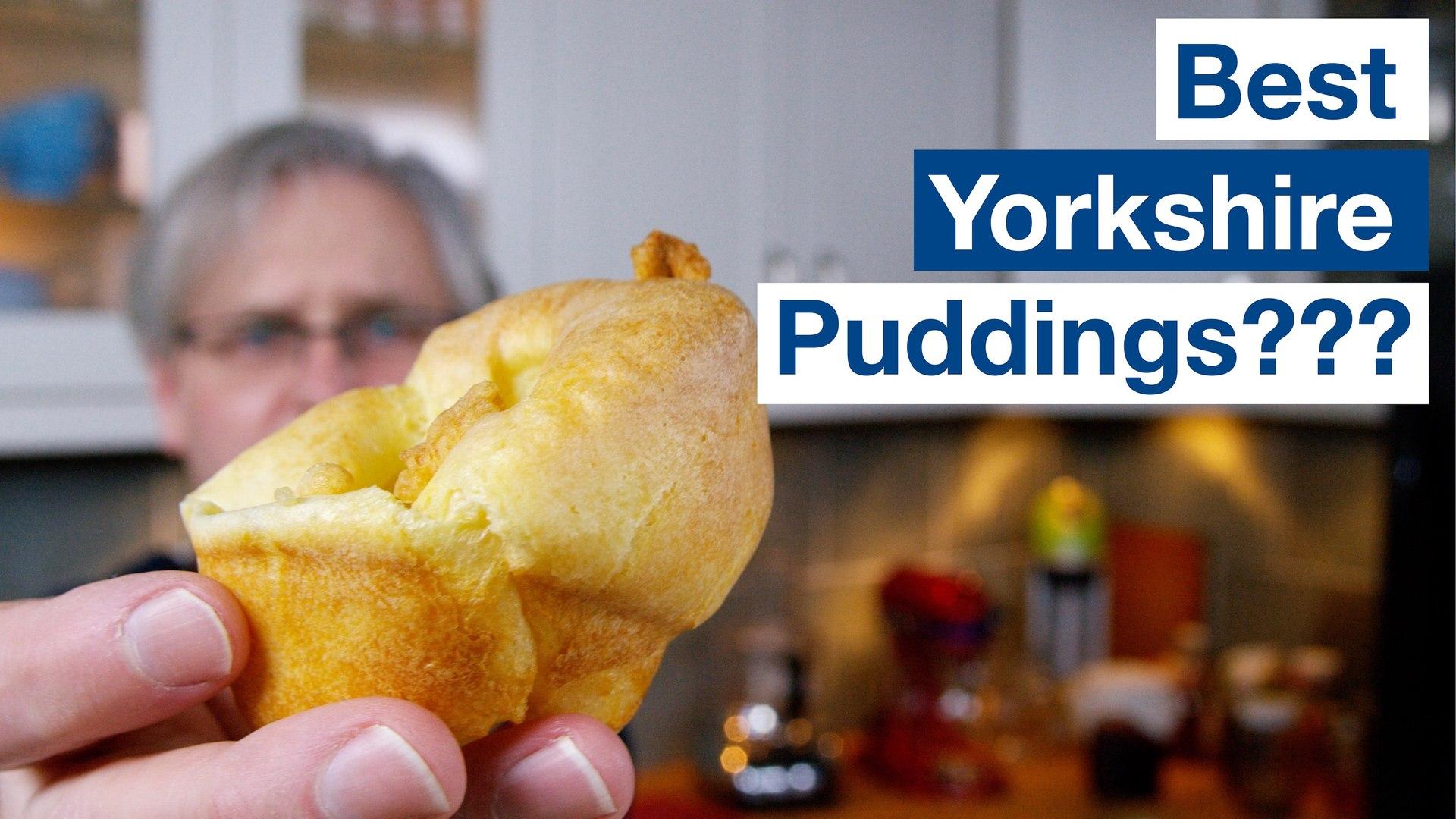 We Made Jamie Oliver's Yorkshire Pudding Recipe
