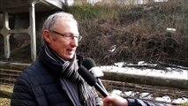 Pont de Rosselmont : l'interview de Gérard Mittelberger, maire de Petite-Rosselle