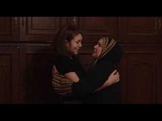 مسلسل سابع جار - شوف فرحة ليلى لما عرفت ان بنتها مش هتطلق
