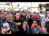 انطلاق مسيرة من أمام دار القضاء إلى التحرير
