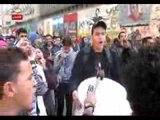 مسيرة من محمد محمود تتجه إلى دار القضاء