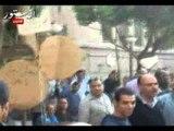 """هتفوا"""" يسقط حكم المرشد"""".. دار الهلال تنتفض ضد الإخوان"""