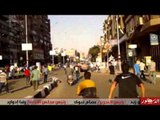شاهد..أهالى بولاق والشرطة يتصدون لمسيرة الإخوان ويجبروهم على التراجع