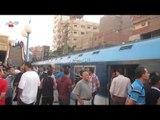 شرطة المترو تؤمن عربية السيدات بعد اعتداء بلطجية على سيدة منتقبة