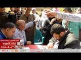 """بدء تسليم الباعة الجائلين في رمسيس """"باكيات"""" أحمد حلمي"""