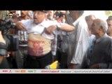 أهالي بولاق أبو العلا ينظمون وقفة تضامنية مع الجيش والشرطة أمام القنصلية الإيطالية