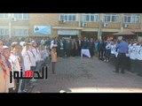الدستور | جامعة الإسكندرية تستهل العام الدراسي بـ«تحية العلم»
