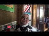 الدستور - مديرة مدرسة الشهيد أبو عميرة تحكي تفاصيل لقائها بالرئيس ودعوتها الخاصة له