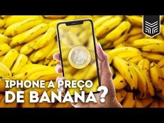 IPHONE VAI FICAR MAIS BARATO NO BRASIL?