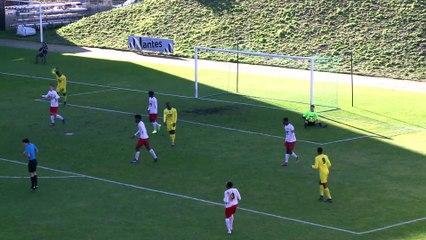 16es de finale, Coupe Gambardella-Crédit Agricole : FC Nantes - AS Nancy-Lorraine (3-0), le résumé - FFF 2018-2019