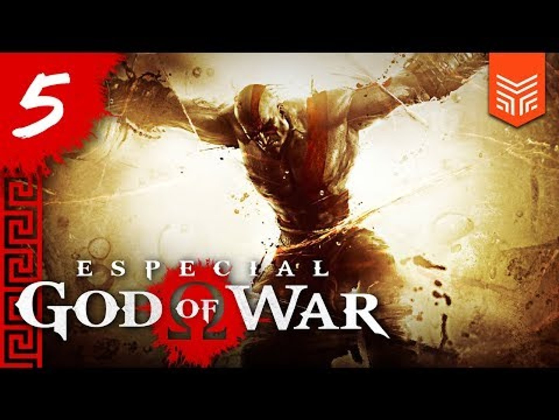 GOD OF WAR ASCENSION: POLÊMICO RETROCESSO   Especial God of War #5