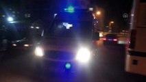 Konya'da yol verme kavgası: 2 yaralı