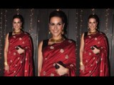 Neha Dhupia Spotted At Kitchen Garden Shopping For Diwali | Latest Bollywood updates