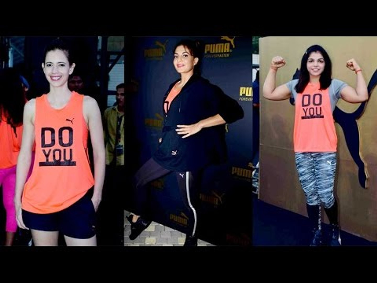 Jacqueline & Kalki Set A New World Record For Abdominal Planks