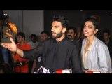 Ranveer Singh Angry on Media on Asking About Ranbir Kapoor and Deepika Padukone Affair