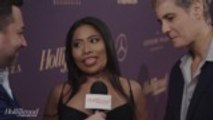 'Roma' Breakout Star Yalitza Aparicio Wants to Meet Will Smith at the Oscars | Oscar Nominees Night 2019