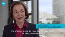Interview Mme Anne-Marie Idrac