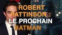 Robert Pattinson  le prochain Batman ??