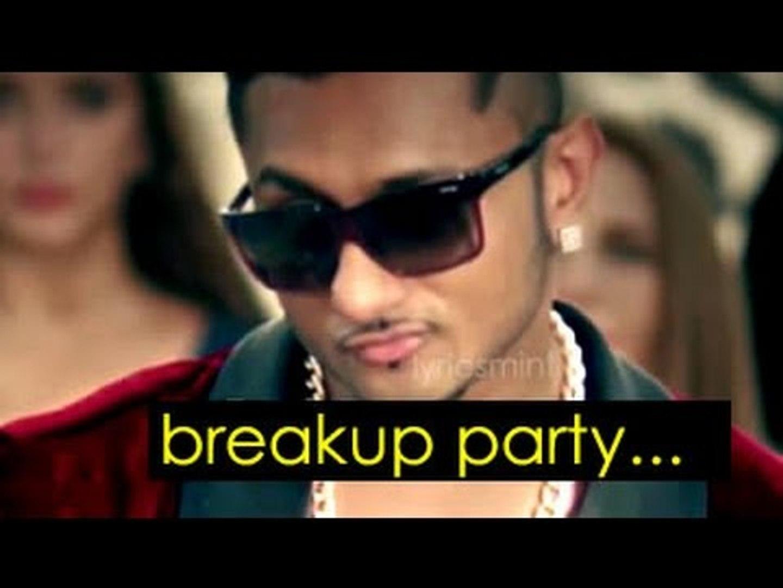 aaj maine breakup ki party lyrics mp3 free download