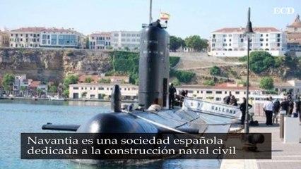 Navantia iniciará este año la construcción de dos nuevos submarinos S-80