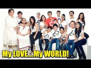 Salman Khan Life Story MY LOVE...MY WORLD |  Salman Khan News