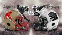 Elite 2019 - Journée 2 - Argonautes vs Black Panthers