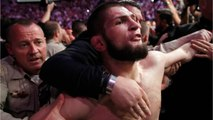 DiCaprio: Khabib Nurmagomedov Almost Landed On Me' At UFC 229