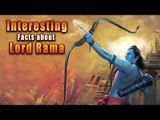 Interesting Facts about Lord Rama   Ram Navami 2017 Special   Artha