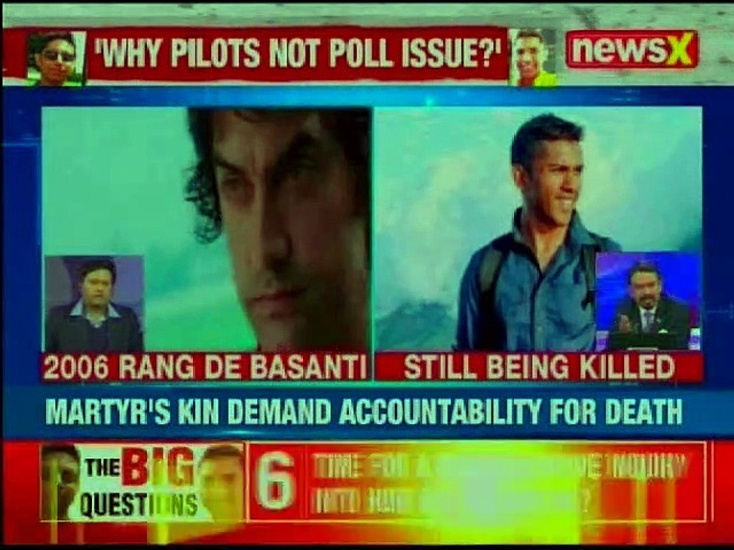 India against flying coffins, kin appeal for proper probe into crash; which neta will save the IAF?