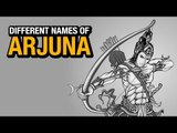 Different Names of Arjuna  | Artha | AMAZING FACTS